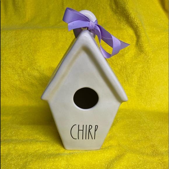 Small CHIRP birdhouse